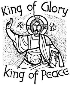 Art Christ King B
